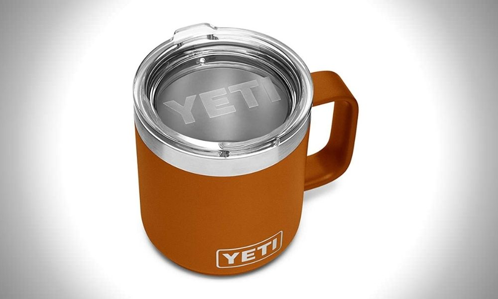 Yeti Rambler 10 Oz Stackable Mug 9 Coolest Camping Mugs to Backpack For Your Next Trip