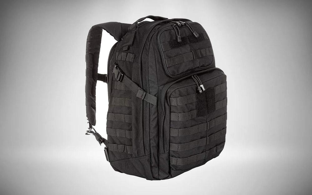 5.11 Tactical RUSH24 Military Backpack, Molle Bag Rucksack Pack