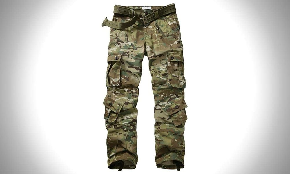 AKARMY Men's Wild Cargo Pants
