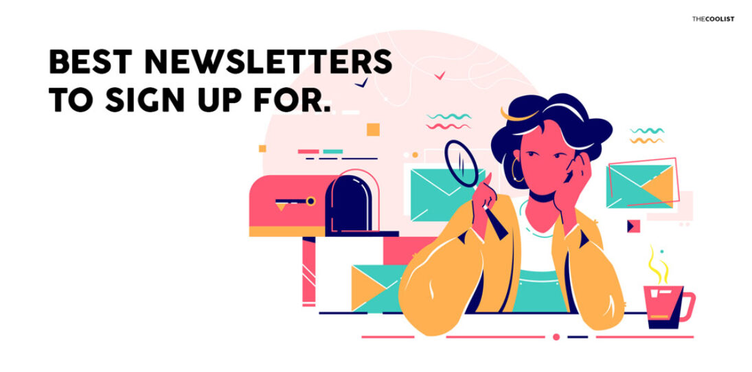 Best newsletters in the world