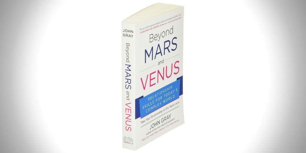 Beyond Mars and Venus - John Gray (self improvement book)