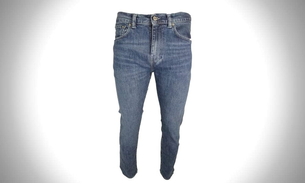 Edwin ED-80 Slim Tapered Blue Tsukiya Wash Denim Jeans