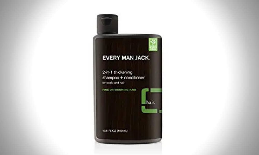 Every Man Jack 2-in-1 Thickening Shampoo & Conditioner