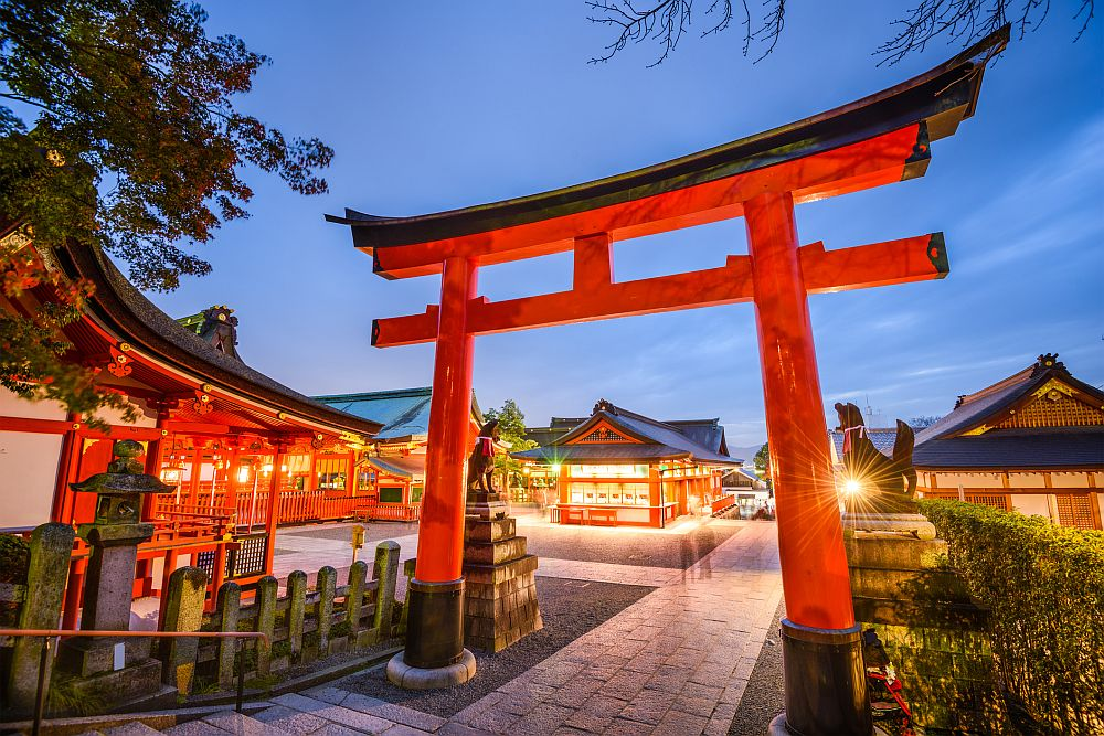 Fushimi Inari Shrine of Kyoto 8 Most Beautiful Places in Japan to Visit (2021 Edition)