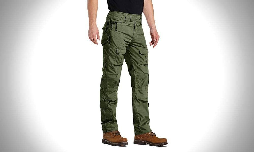 Hellmei Classical Tactical Pants 9 Best Tactical Pants for Men That Are Practical And Stylish