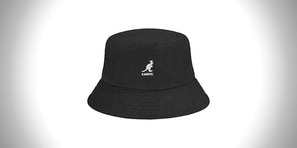 Kangol Men, Women Washed Bucket Hat