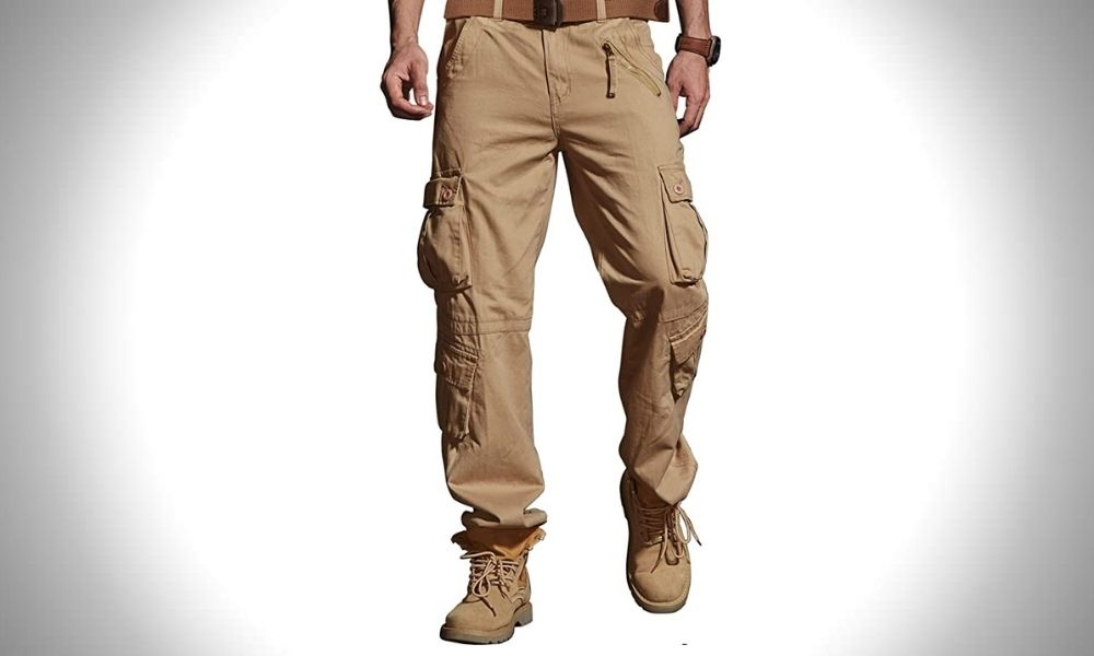 Luckin Packin Mens Tactical Pants