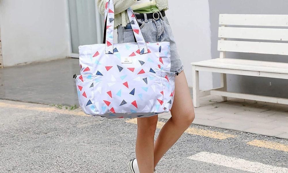 Morhua Nylon Lightweight Waterproof Tote Bag