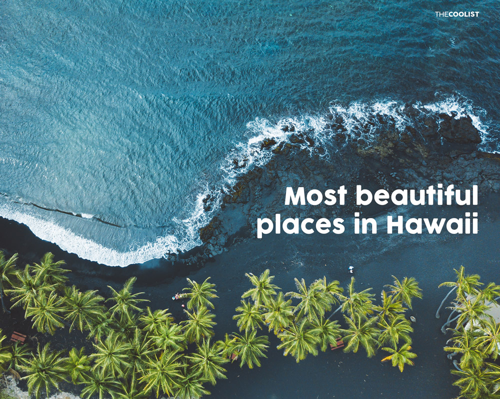 Most Beautiful Places in Hawaii 8 Of the Most Beautiful Places in Hawaii You Must Visit (2021 Edition)