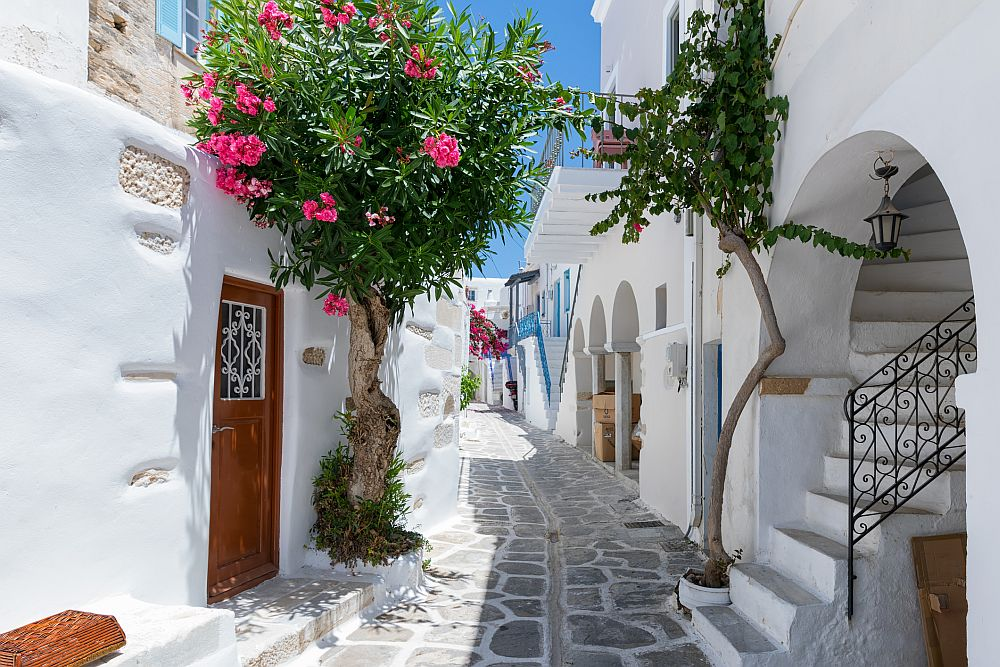 Most beautiful places in Greece