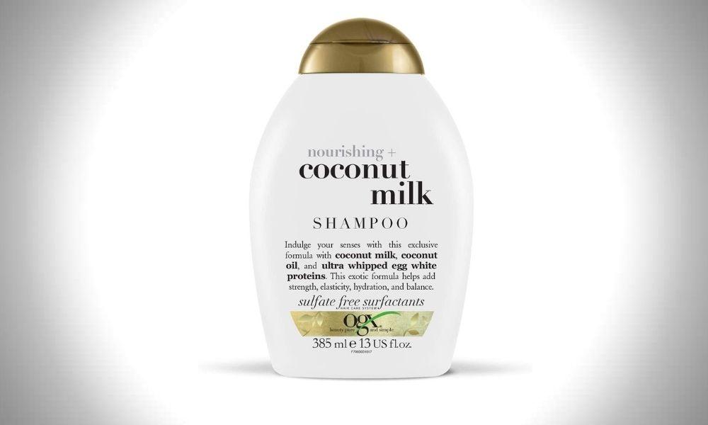 OGX Nourishing and Moisturizing Shampoo
