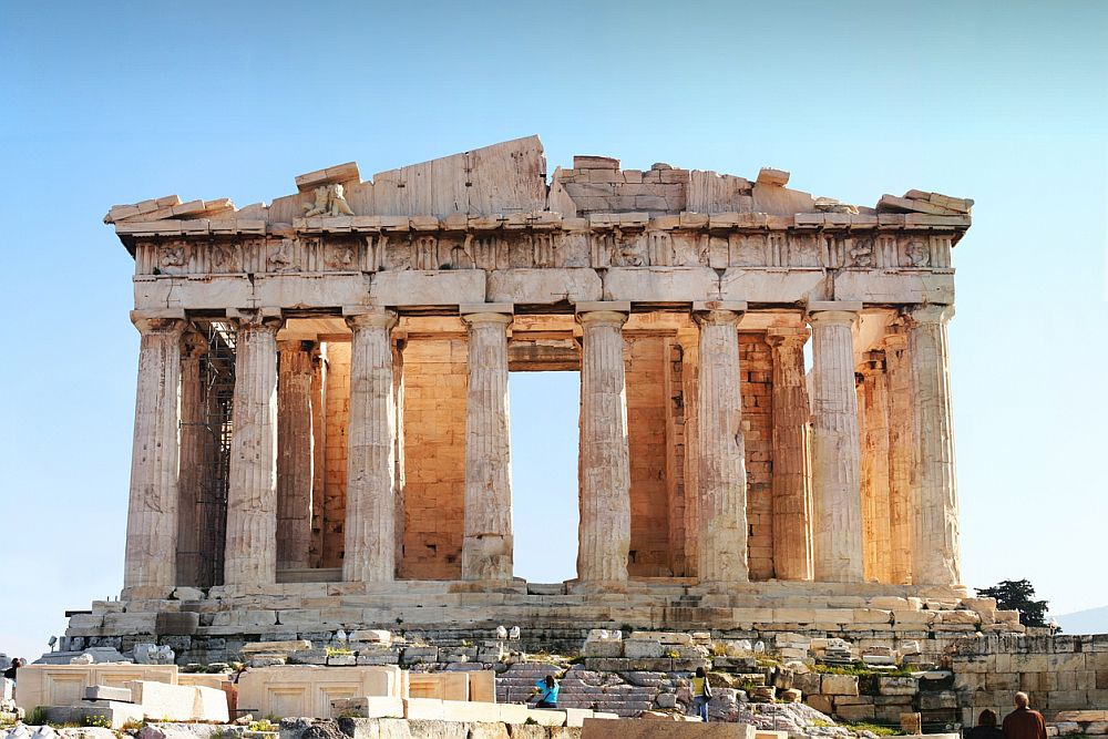 Parthenon Acropolis Athens The 8 Most Beautiful Places in Greece to Visit