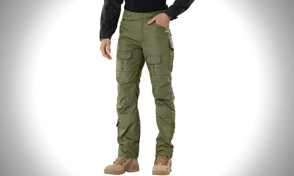 SIGAWN Military Cargo Pants