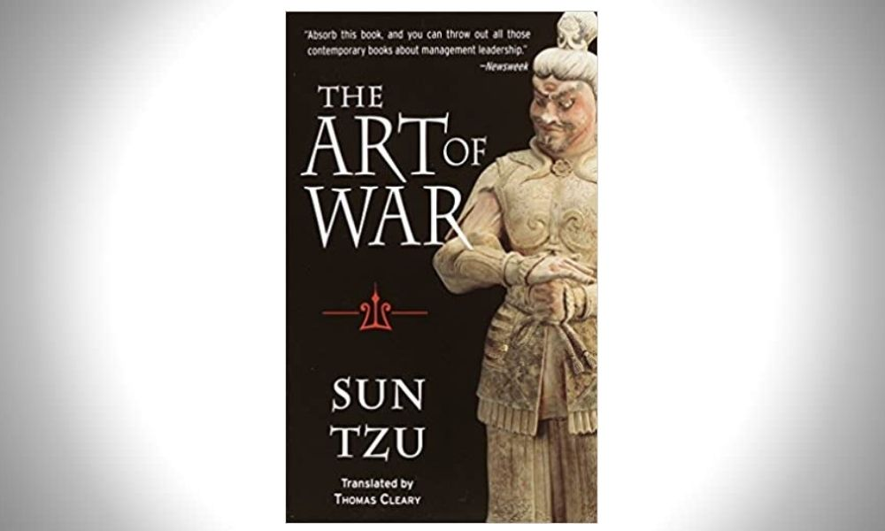 The Art of War Sun Tzu 8 Must Read Books For Men That Are Valuable and Stimulate The Mind