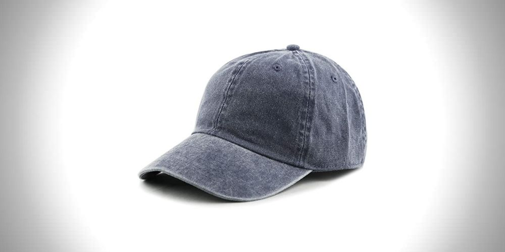 The Hat Depot Low Profile Dad Hat