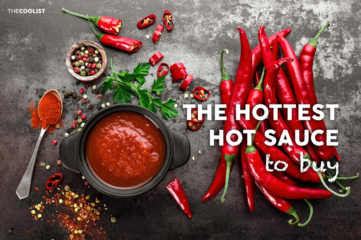 The hottest hot sauce in the world The 16 Hottest Hot Sauce in The World to Buy