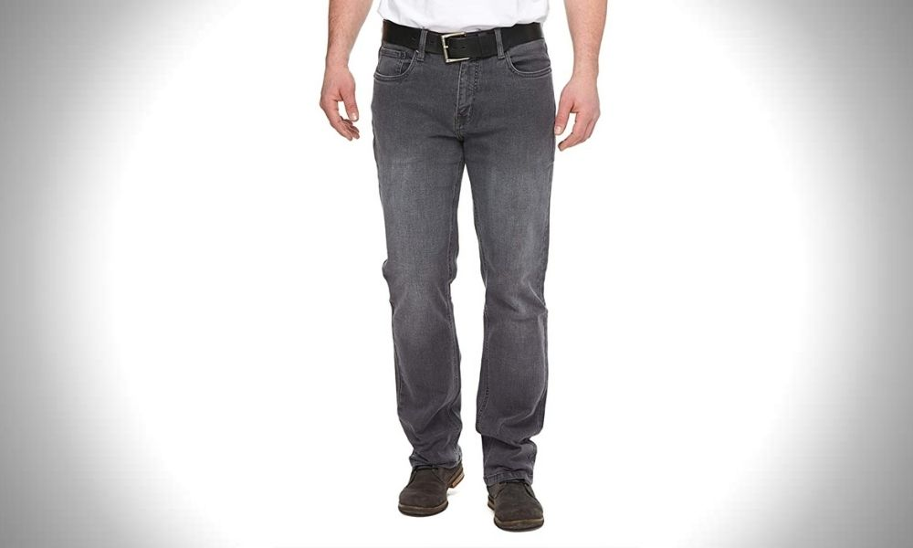 Urban Star Men's Jeans Relaxed Fit-Straight Leg Jeans