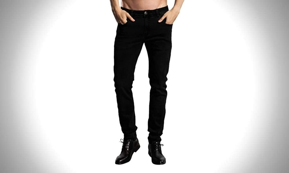 ZLZ Stretch Slim Fit Denim Jeans 21 Best Denim Jeans For Men For Every Occasion