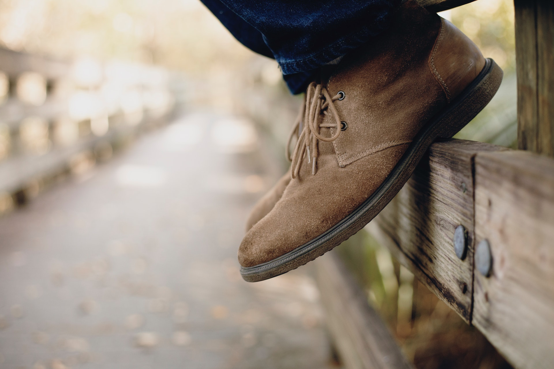 how to wear chukka boots