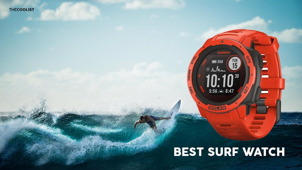 Best Surf Watches Surf Watch (Reviews): 8 Best Surf Watches for Modern Water Sports