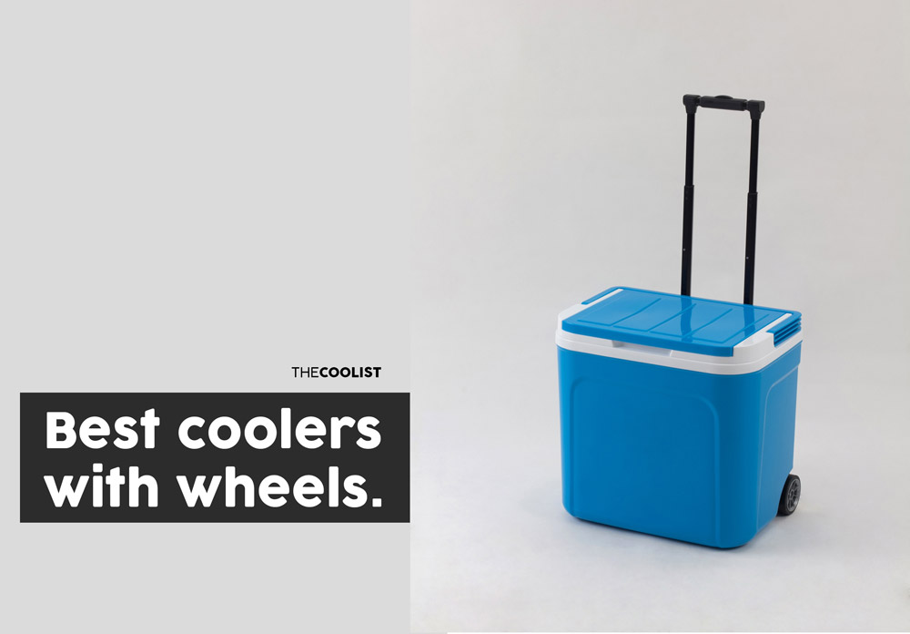 Best coolers with wheels 8 Best Coolers With Wheels That Are Both Practical and Stylish