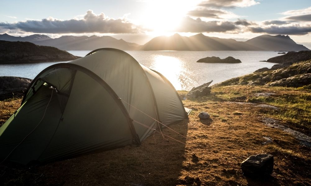 Campsite Backpacking Tips