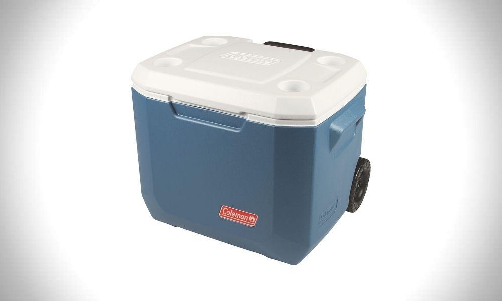 Coleman Portable 50 Quart Extreme Wheeled Cooler