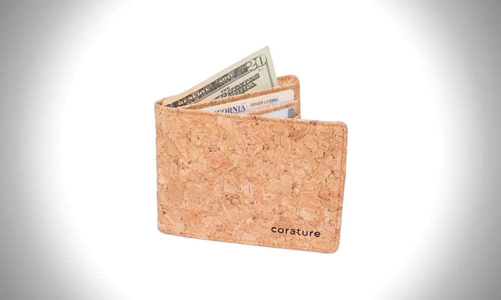 Corature Ultra Slim BiFold Wallet