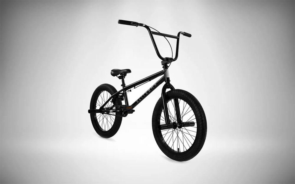 The Stealth BMX line from Elite Bicycles