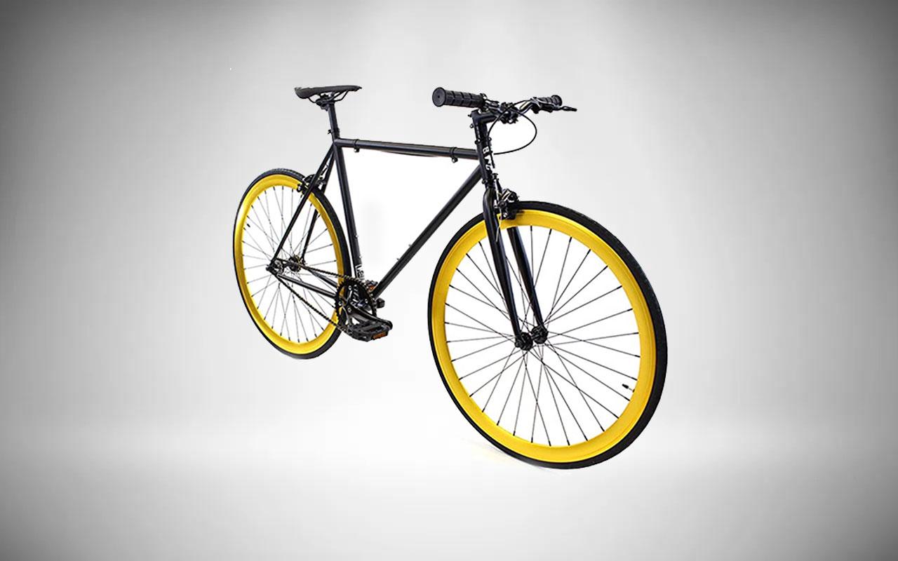 Golden Cycles Fixie Single Speed Bikes