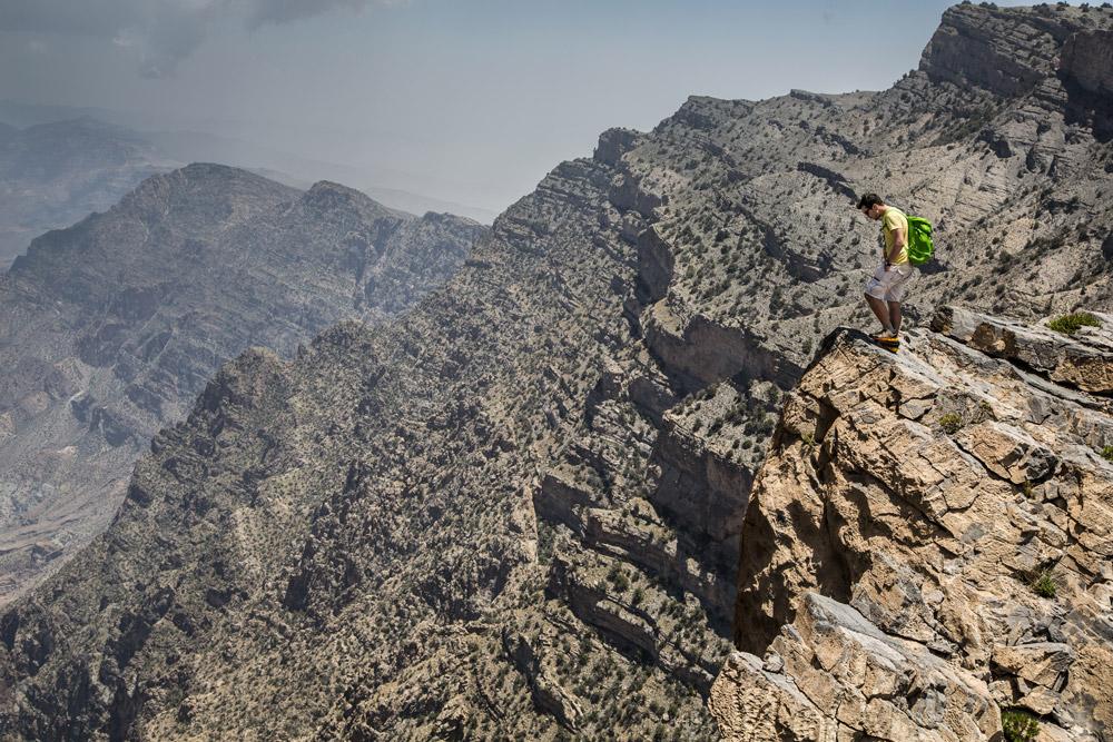 Hiking the Hoggar Mountains