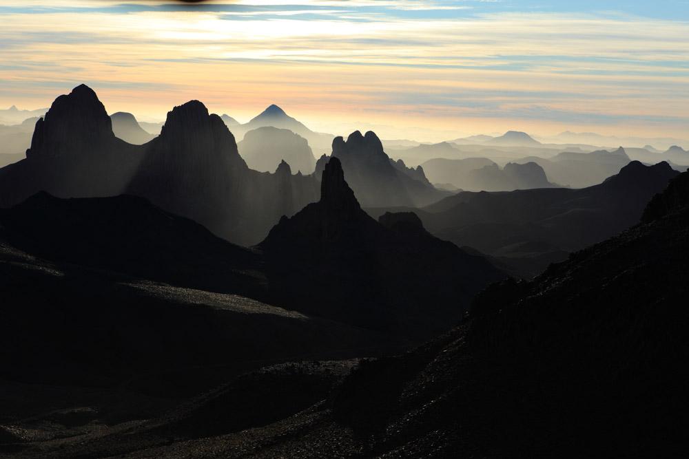 Hoggar Mountains, Sahara Desert, Algeria
