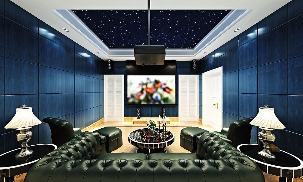 Home Theater Recliners 6 Luxurious Home Theater Recliners for a Cinematic 2021