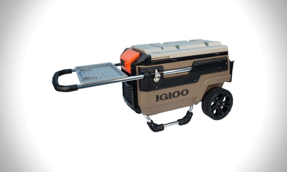 Igloo Trailmate Journey Cooler With Wheels