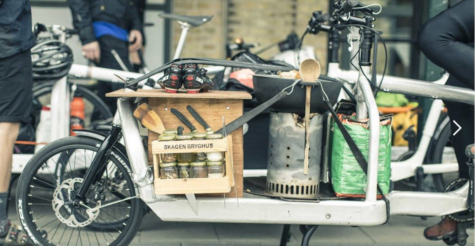 Larry vs Harry Bullitt Single Speed Cargo Bikes