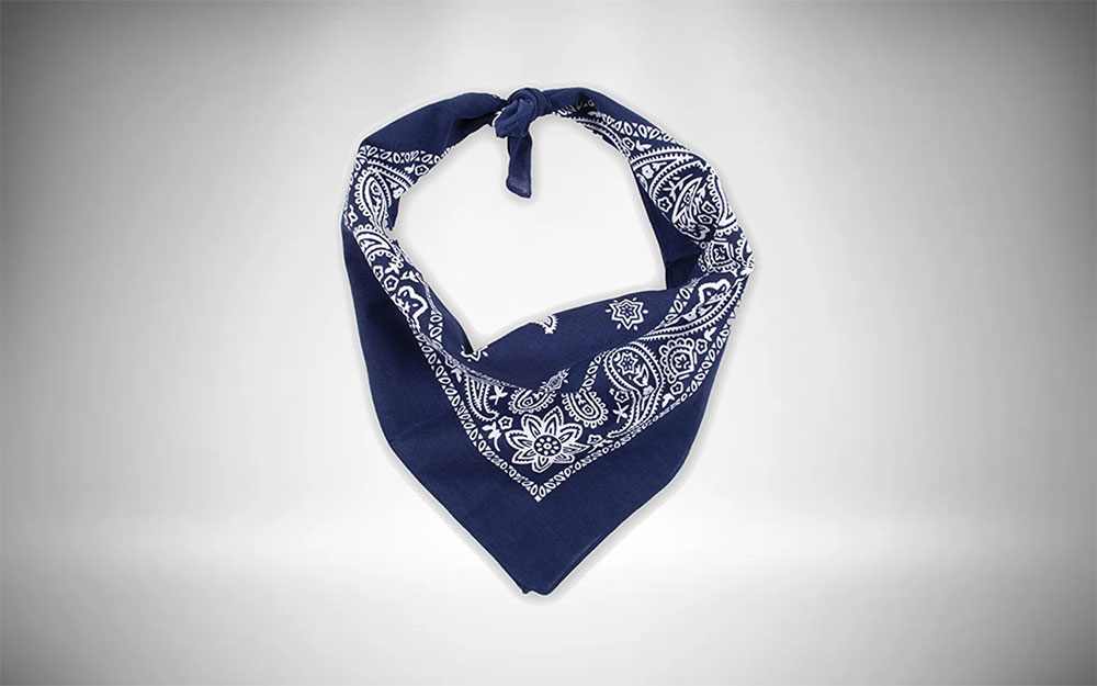 Levis Multi Purpose Bandana 10 Cool Bandanas to Up Your Fashion Game Any Day