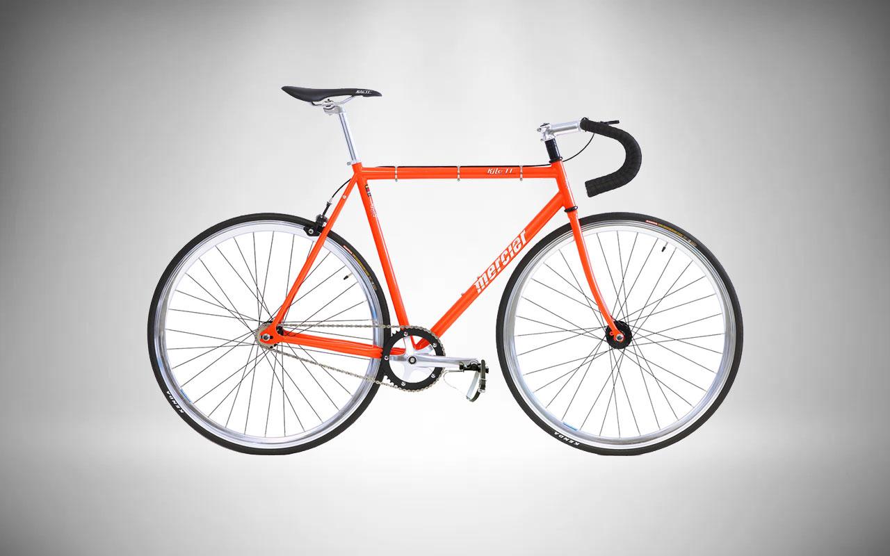 Mercier Kilo TT Single Speed Bikes