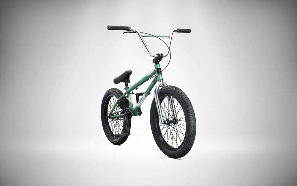 The Legion Freestyle BMX from Mongoose