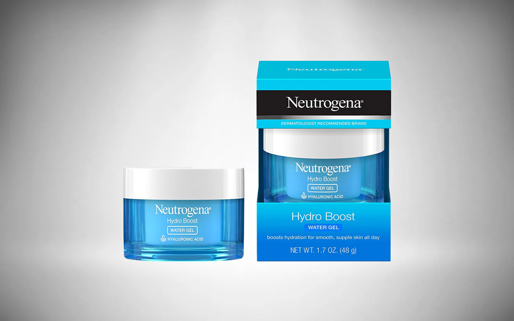 Neutrogena Hydro Boost Hyaluronic Acid Hydrating Daily Face Moisturizer for Dry Skin