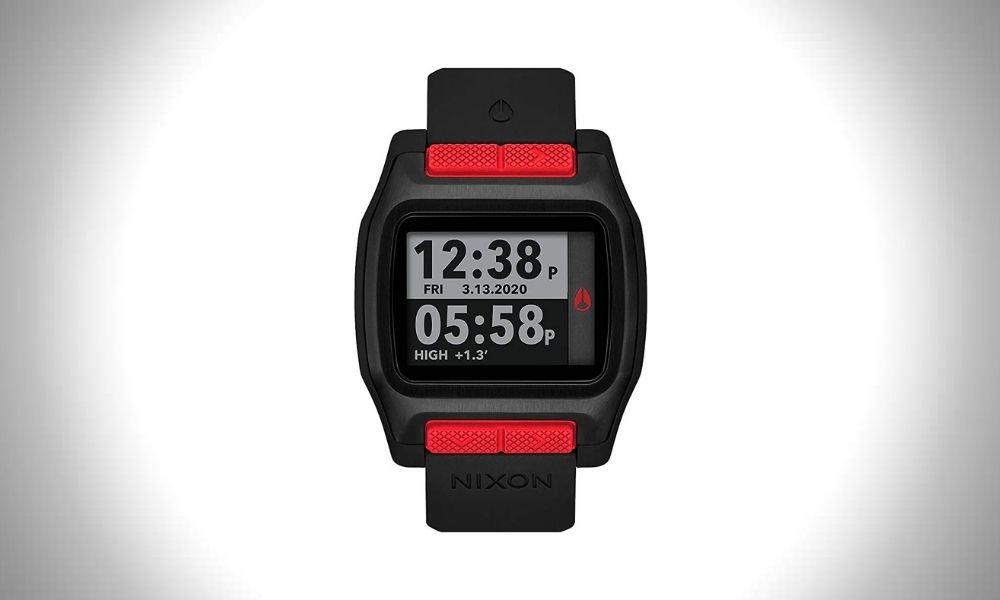 Nixon Digital Surf Watch