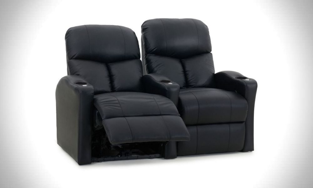 Octane Seating Bolt XS400 Leather Home Theater Recliners