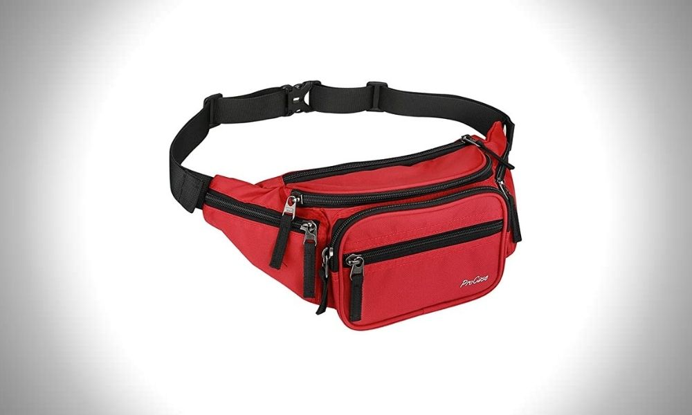 ProCase Cool Fanny Pack