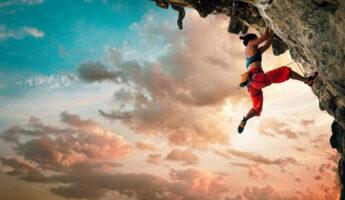 Rock climbing terminology