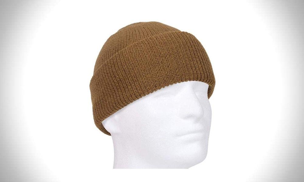 Rothco Genuine U.S.N Wool Men's Watch Cap