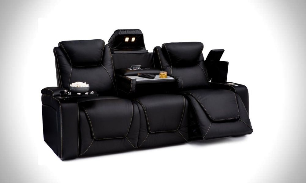 Seatcraft Vienna Home Theater Recliners