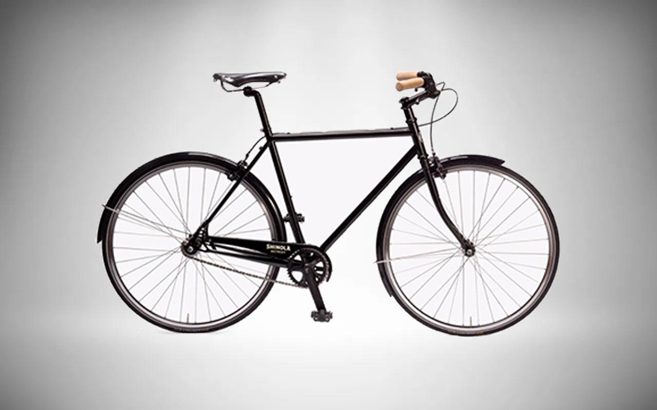 Shinola Detroit Arrow Single Speed Bikes