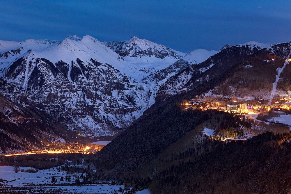 Telluride, Colorado and the San Juan Mountains