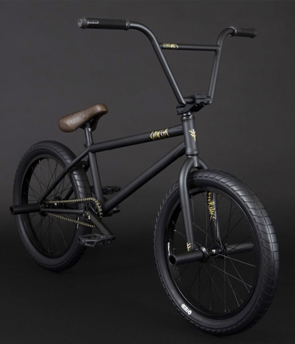 The-2021 Omega Freecoaster from Flybikes