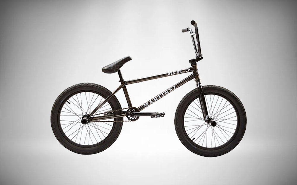 The Martinez 2020 BMX bike from United