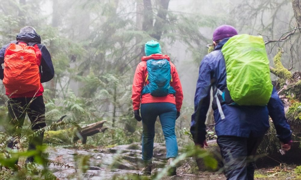 Waterproof Your Backpack backpacking hacks 11 Essential Backpacking Hacks and Tips for Seamless Trips